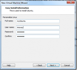 How To Setup VM for IMS - snapshot 2